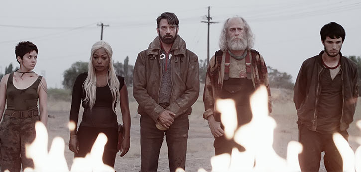 Doc Beck - Hodgkinson - Znation Z-nation - S4 team