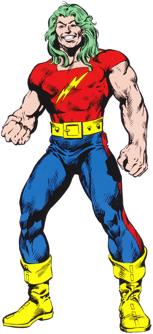 Doc Samson (Marvel Comics) in his classic costume 2/2