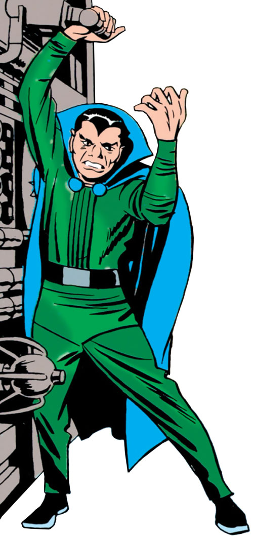 Doctor Carlo Strange (Marvel Comics) (Tales of Suspense)