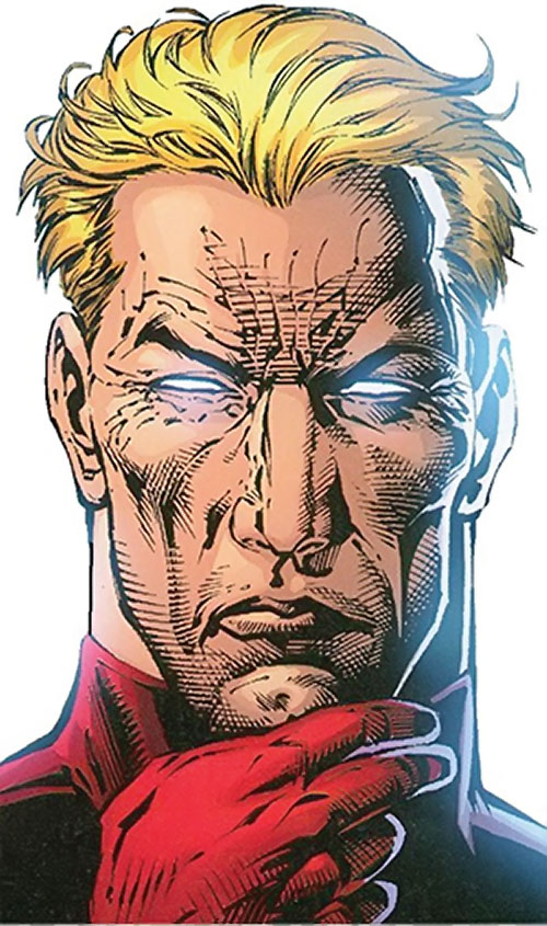 Doctor Diehard of the Extremists (DC Comics)