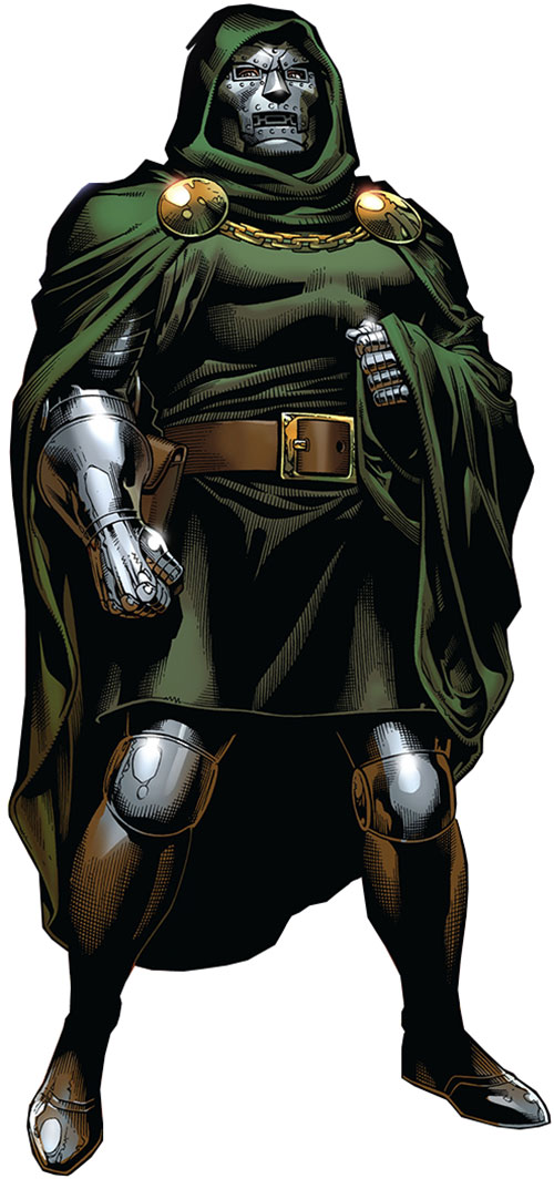 Doctor Doom (Fantastic 4 enemy) (Marvel Comics)