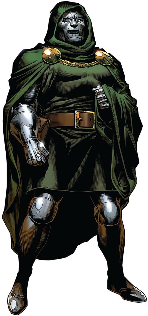 Fantastic Four Dr Doom