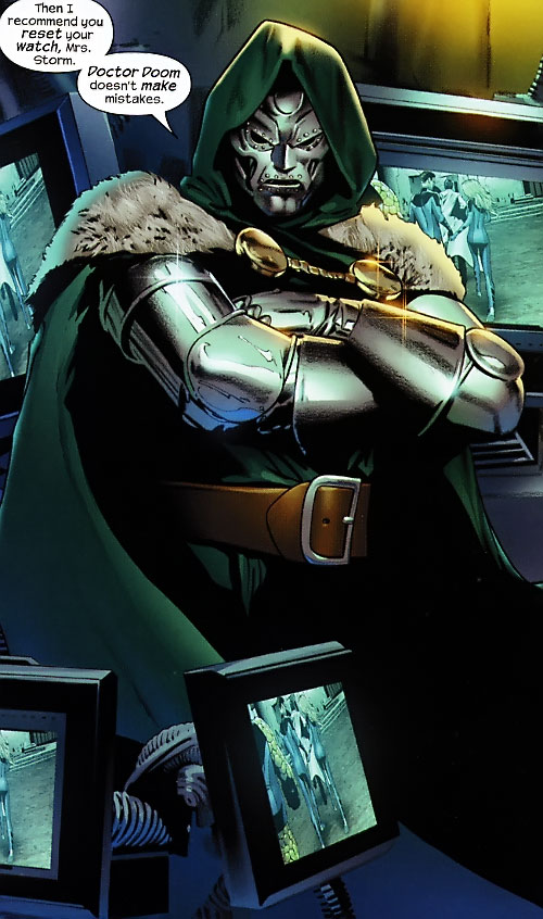 Ultimate Doctor Doom (Ultimate Marvel Comics)