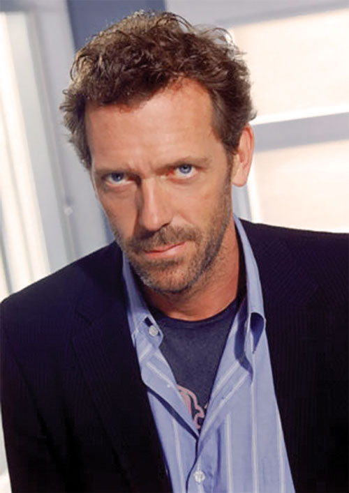 Doctor Gregory House (Hugh Laurie)