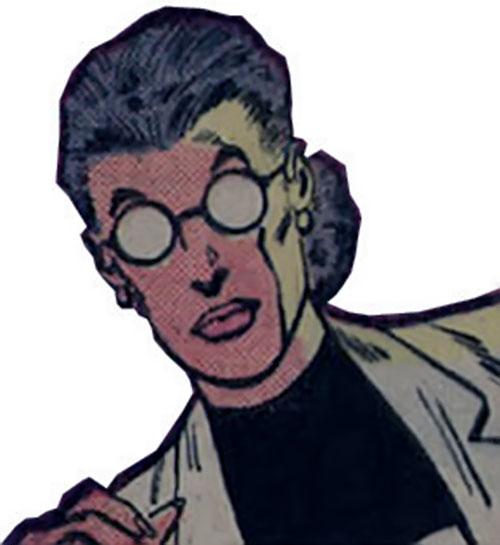 Dr. Helga Jace (Outsiders ally) (DC Comics)