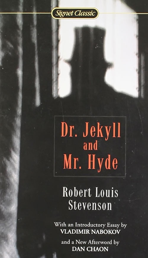 Doctor Jekyll and Mister Hyde - Signet classic cover
