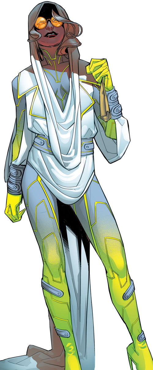 Dr. June Covington (Toxic Doxie) (Avengers / Thunderbolts enemy) (Marvel Comics)