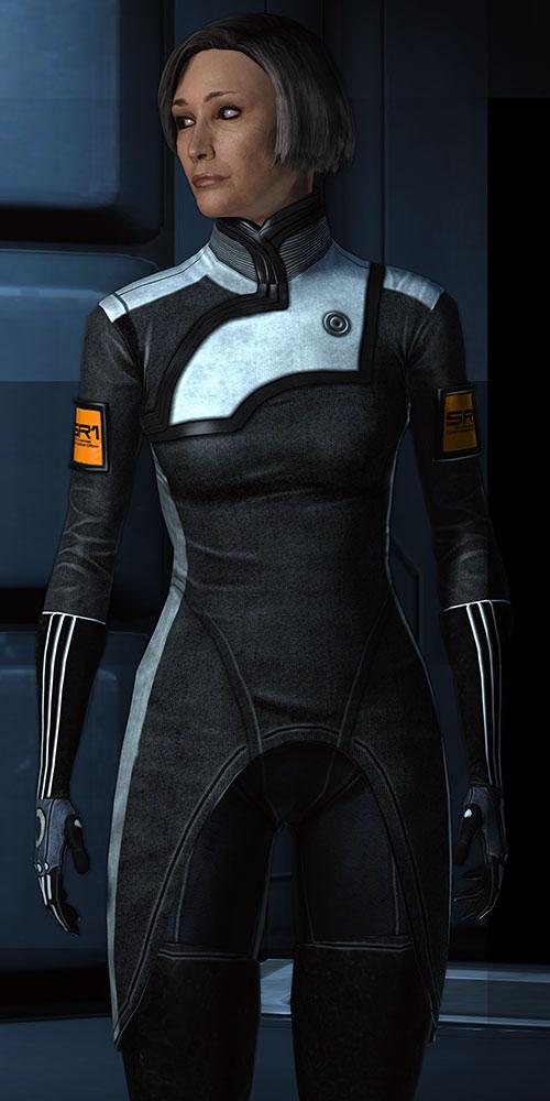Dr. Chakwas (Mass Effect)