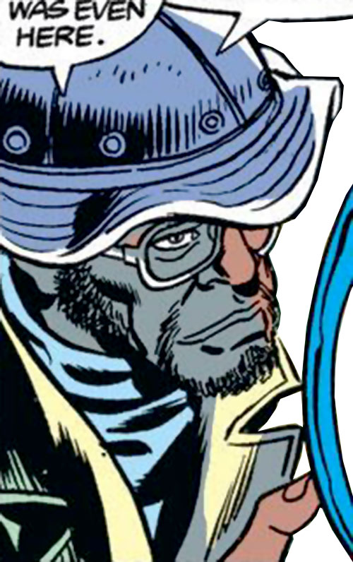 Doctor Korpse (Spider-Man enemy) (Marvel Comics)