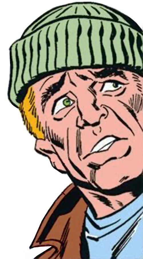 Bruno Grainger (Spider-Man enemy) (Marvel Comics)