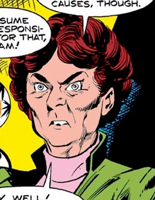 Doctor Kurrarkill (Iron Man enemy) (Marvel Comics)