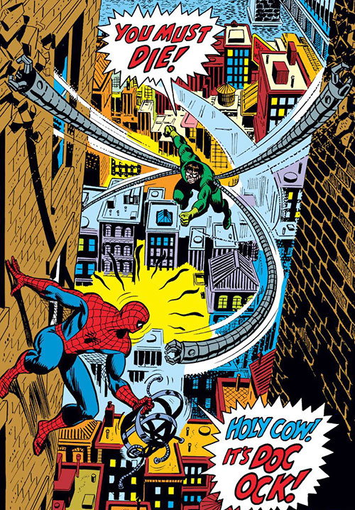 Doctor Octopus (Marvel Comics) vs. Spider-Man