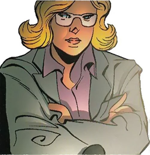 Alice Nugent (Doctor Spectrum) (Thunderbolts enemy) (Marvel Comics)