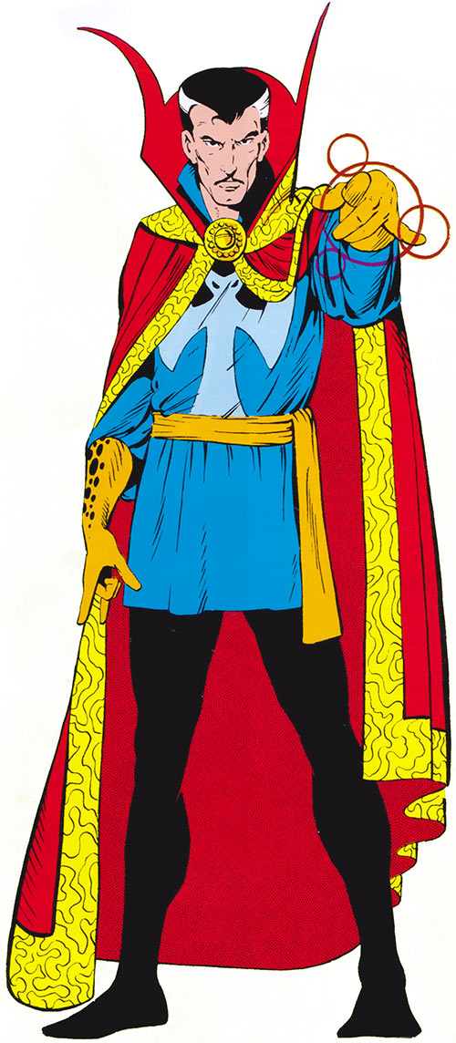 Doctor Strange (Marvel Comics) during the 1980s