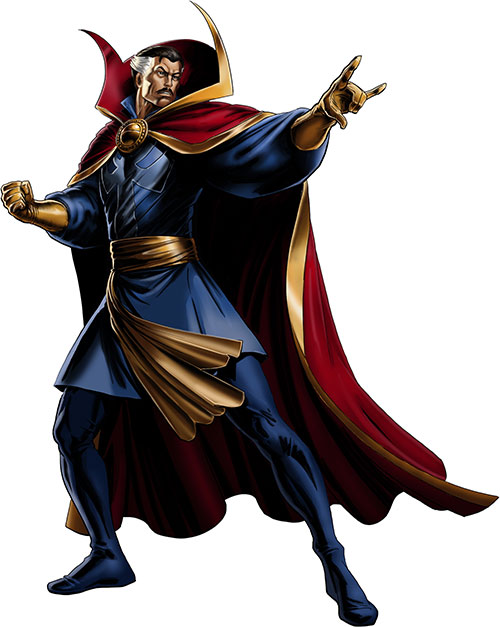 Doctor Strange (Marvel Comics) in the classic costume