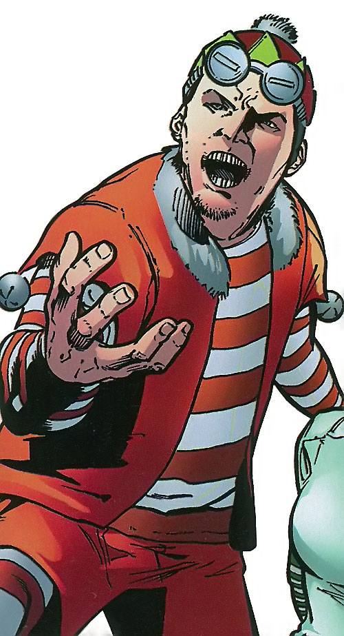 Doctor Tannenbaum (Great Lakes Avengers enemy) (Marvel Comics)