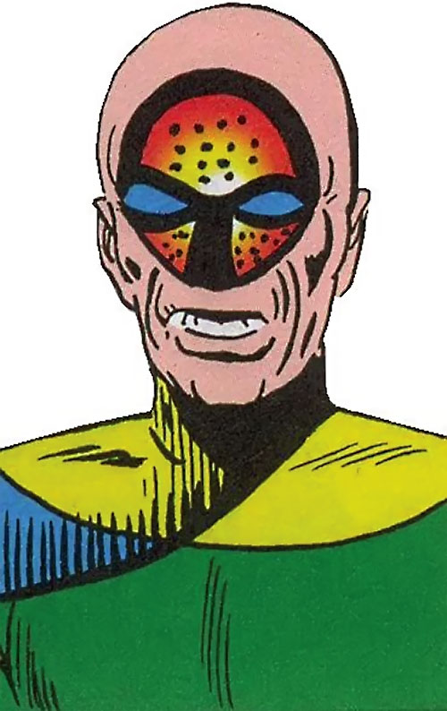 Doctor Z.Z. (Shade the Changing Man enemy) (DC Comics Ditko)