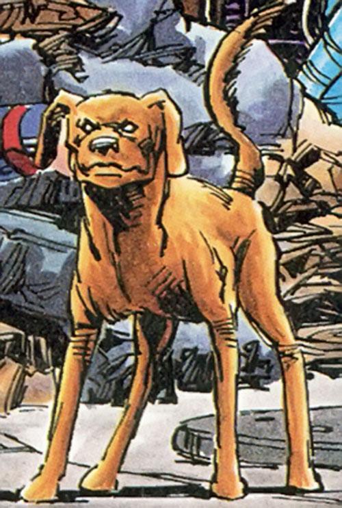 Dogg (Blood Syndicate) (Milestone Comics)