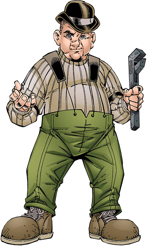 Doiby Dickles (Green Lantern sidekick) (DC Comics)