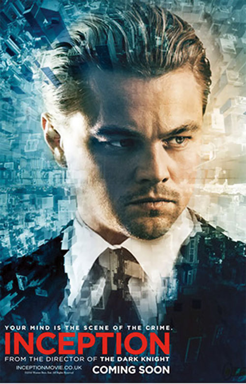 Dom Cobb (Leonardo di Caprio in Inception)