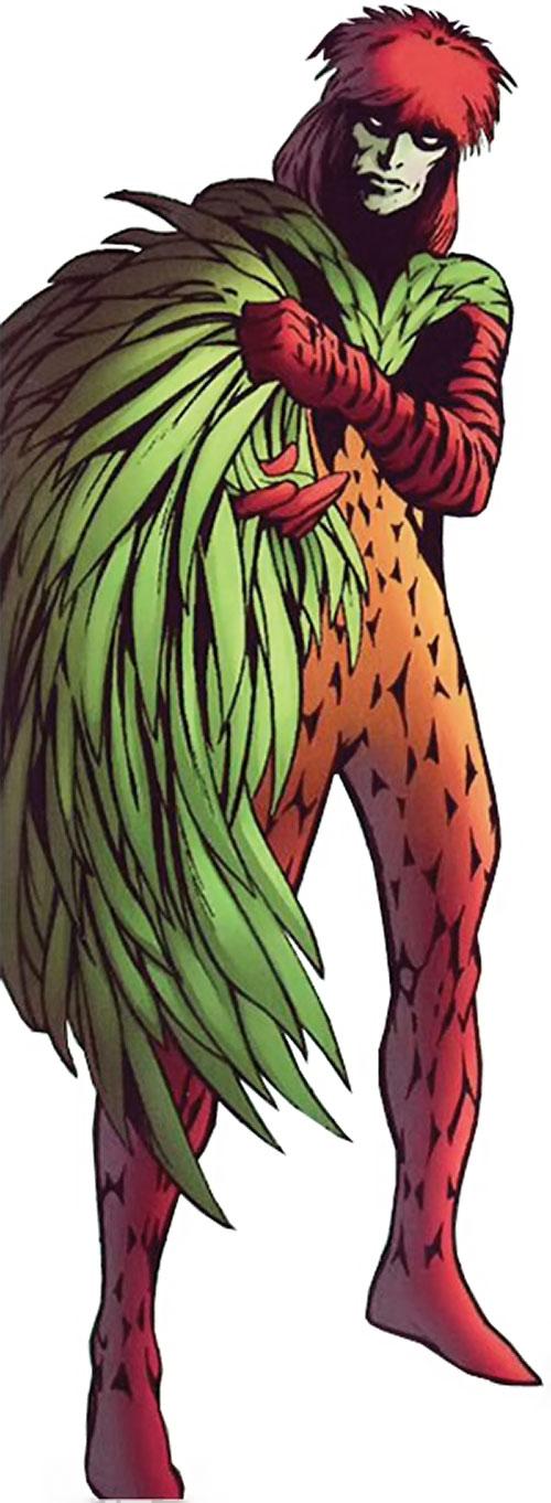 Dominic Destine of Clan Destine (Marvel Comics)