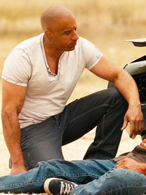 Fast And Furious Vin Diesel Dominic Toretto Profile
