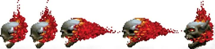 Lost Soul Doom Deviantart: Doom Video Game Monster