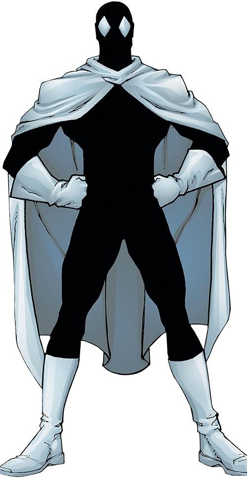 Doorman - Marvel Comics - Great Lakes whatever - Handbook art