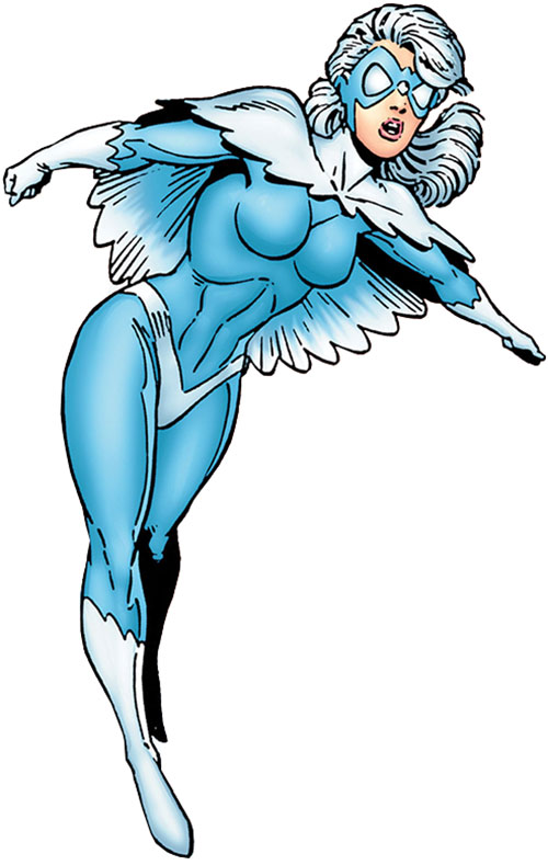 Dove (Dawn Granger) (DC Comics)