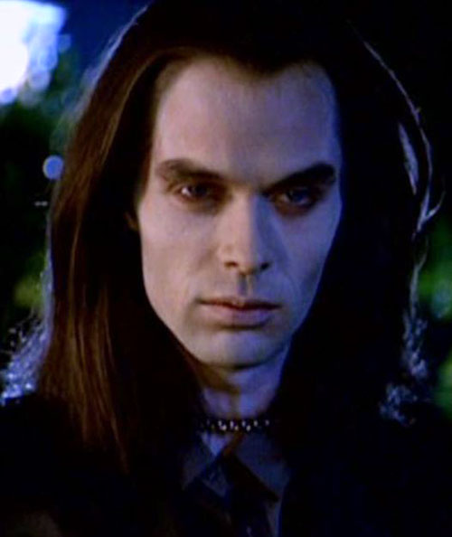 Dracula (Rudolf Martin in Buffy) closeup 1/2