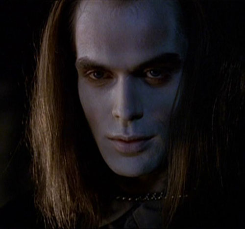 Dracula (Rudolf Martin in Buffy) closeup 2/2