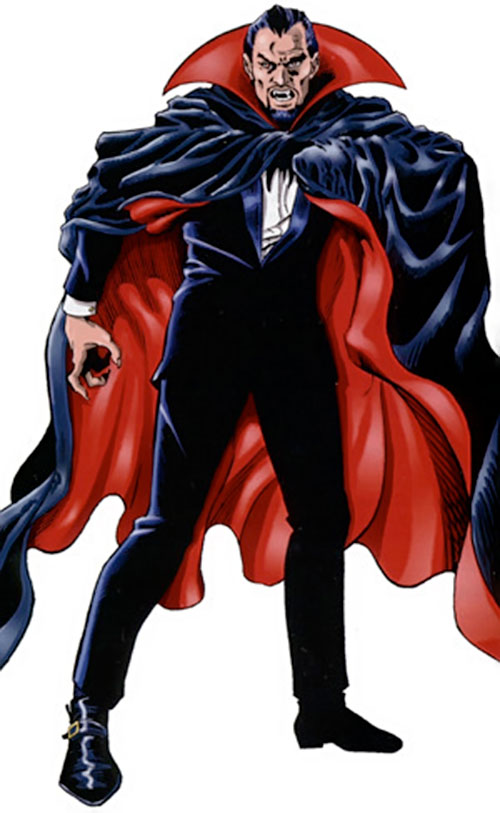 Dracula (Marvel Comics version)