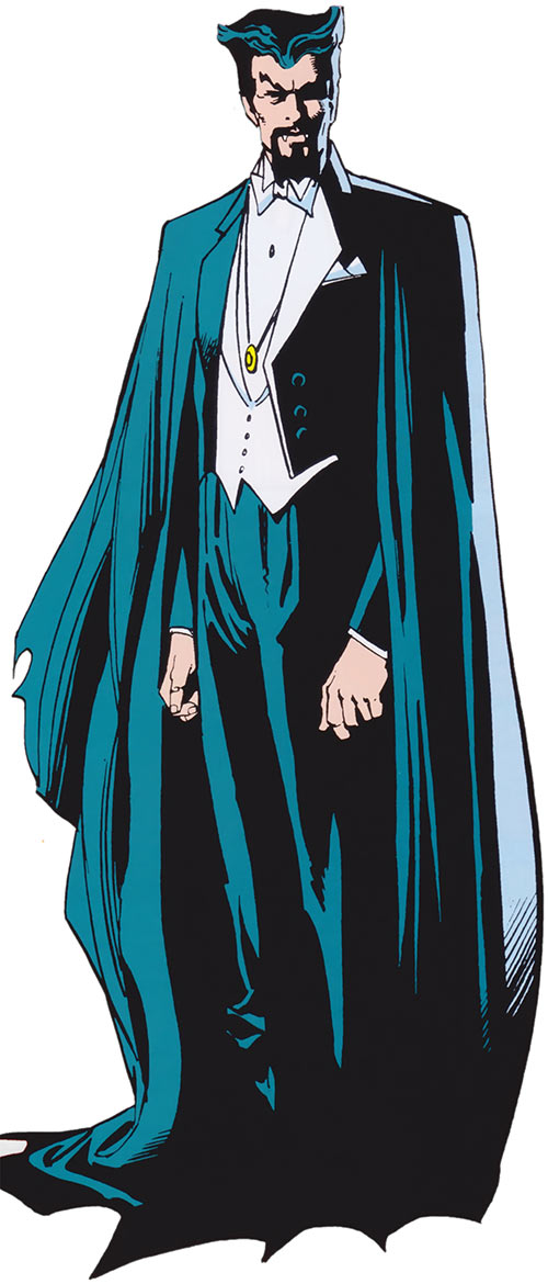 Dracula from Marvel Comics