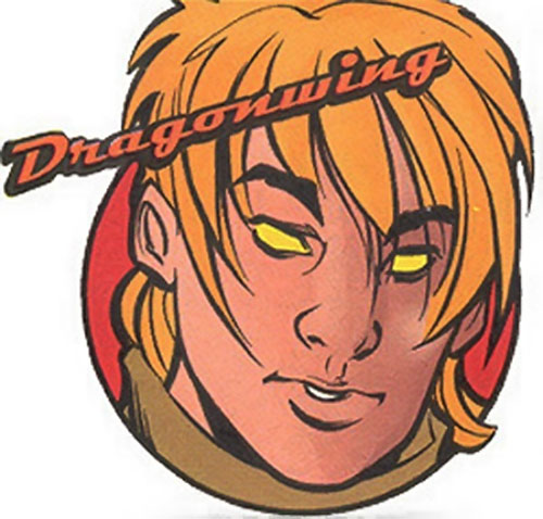 Dragonwing of the Rising Sons (Generation X) (Marvel Comics) portrait
