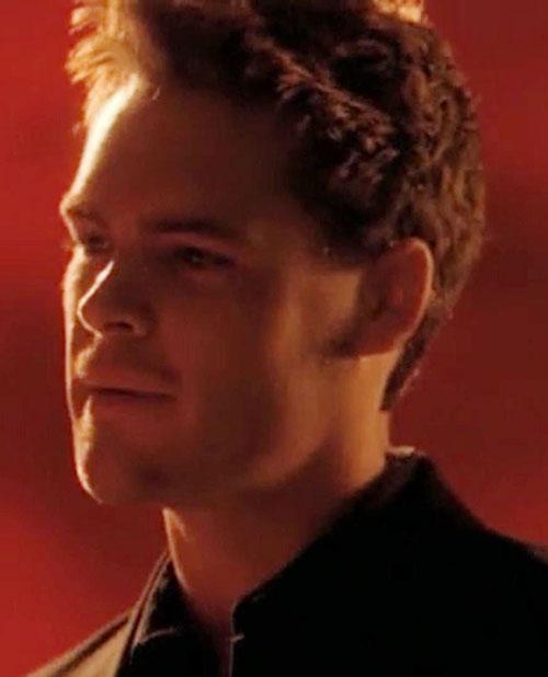 Dream Sorcerer (Matt Shulze in Charmed) face closeup