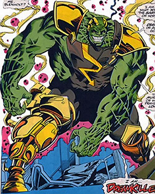 Dreamkiller (Darkhawk enemy) (Marvel Comics)
