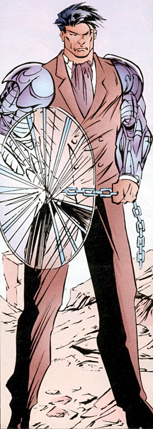 Drinh Van Le (Solution enemy, Ultraverse comics)