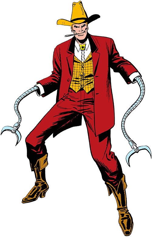Duke of Oil (Outsiders enemy) (DC Comics)
