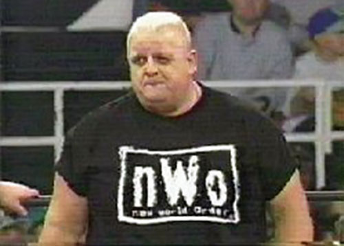 Dusty Rhodes the American Dream (NWO T-shirt)
