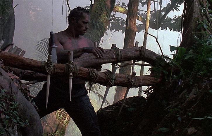 Predator Arnold Schwarzenegger Dutch Schaefer
