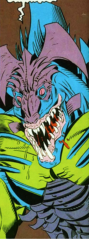 Yayauhco the Dykkor demon (Marvel Comics)