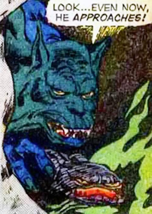 Dykkor demons (Marvel Comics)