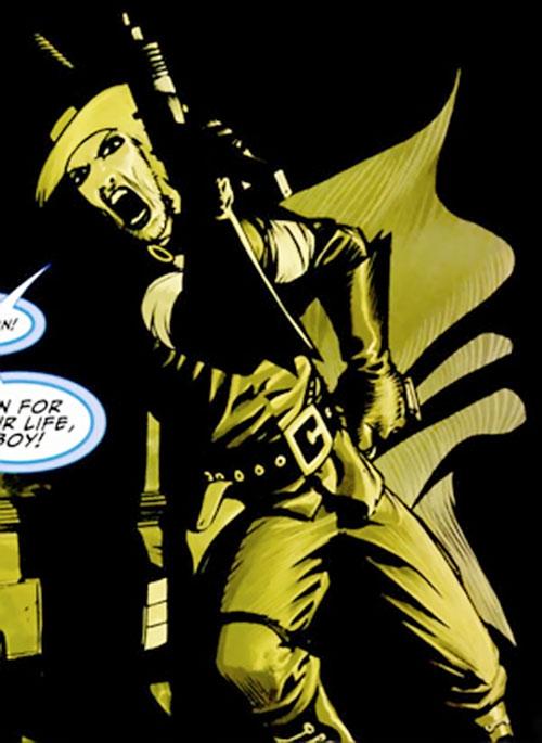 Ebeneezer Badde (7 Soldiers) (DC Comics)