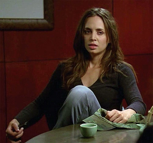 Echo (Eliza Dushku in Dollhouse) as Caroline