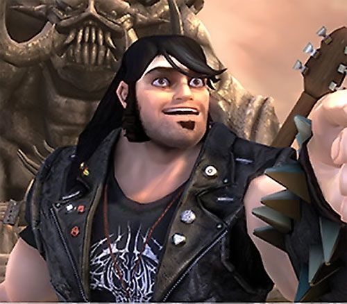 Eddie Riggs (Brutal Legend video game)