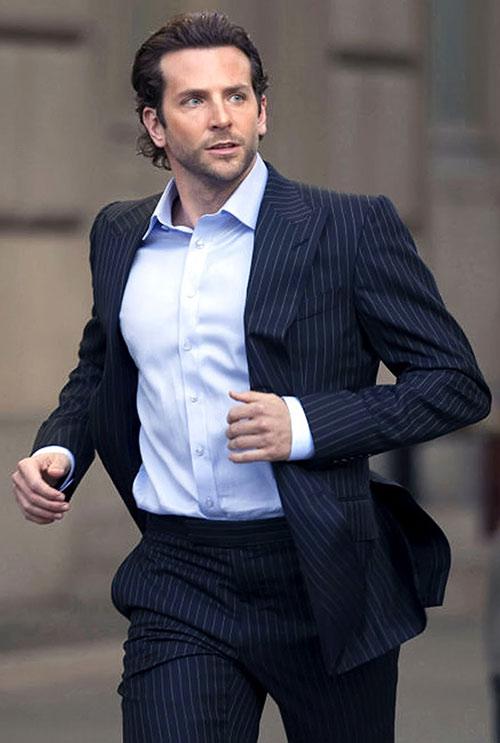 Eddie Morra (Bradley Cooper in Limitless)