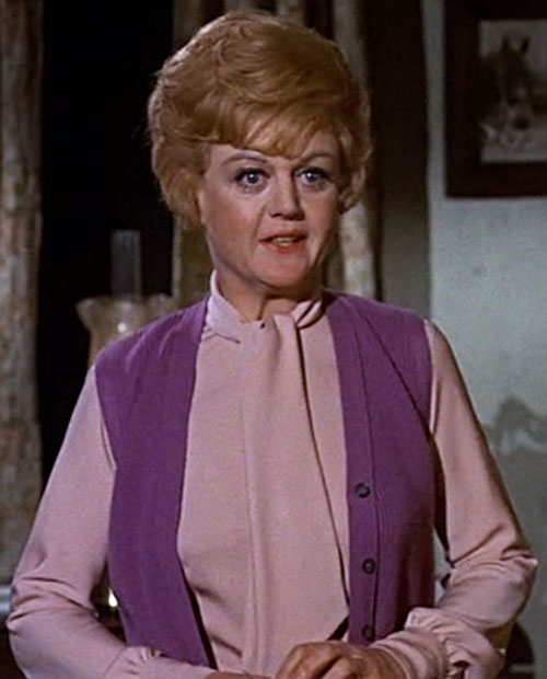 Eglantine Price (Angela Lansbury in Bedknobs and Broomsticks)
