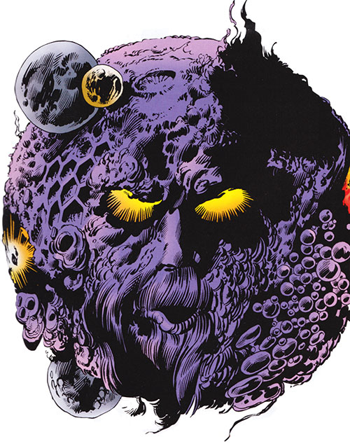 Ego the Living Planet (Marvel Comics)