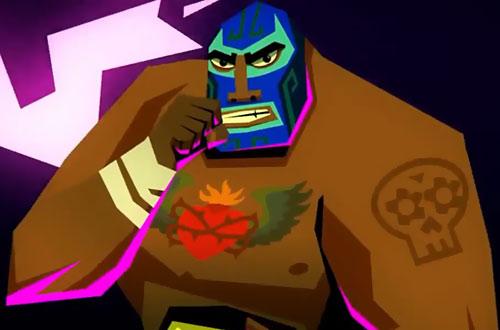 El Luchador (Guacamelee) tattoos