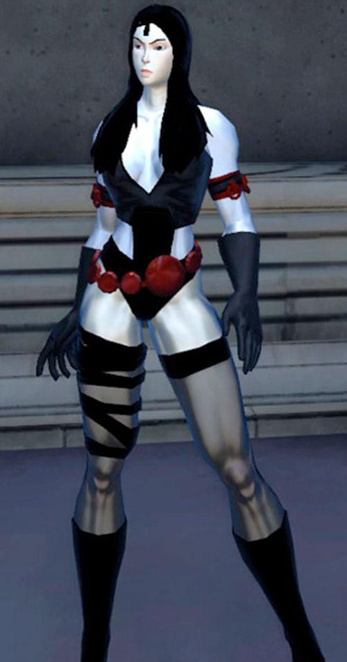 Elektra (DC Heroes RPG)